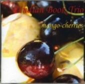 indian book trio: mango-cherries